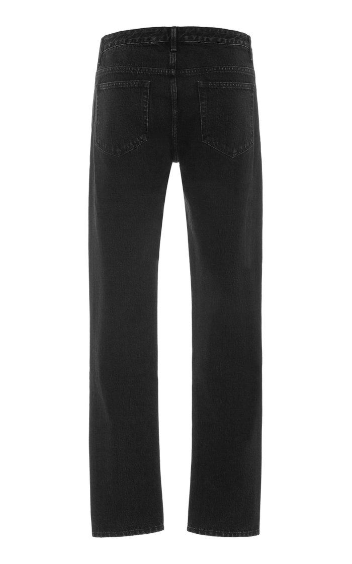Kurt Low-Rise Slim-Fit Jeans