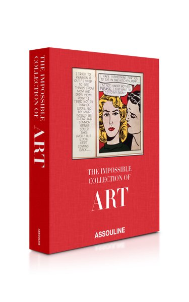 The Impossible Collection of Art Hardcover Book