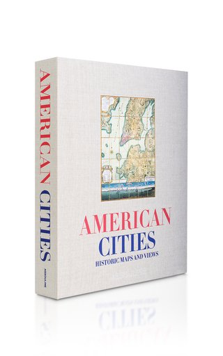 American Cities Hardcover Book
