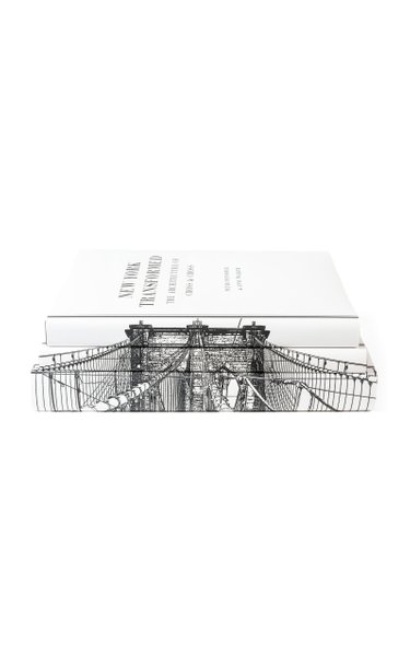 New York City Hardcover Book Set