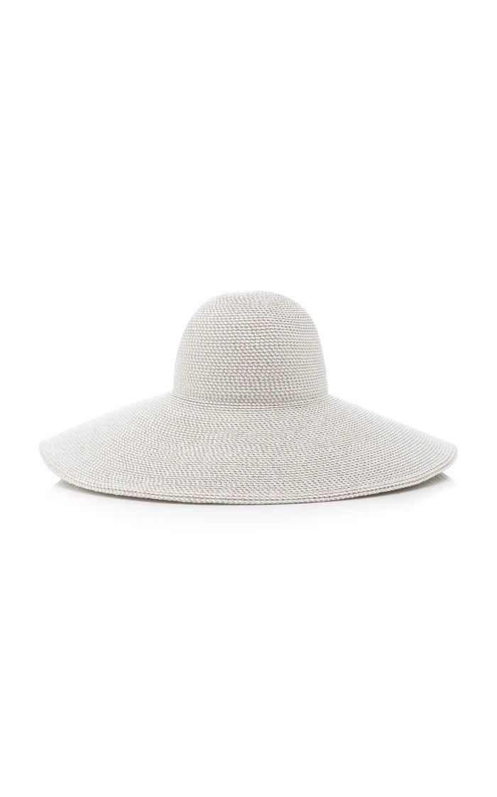 Floppy Woven Sun Hat