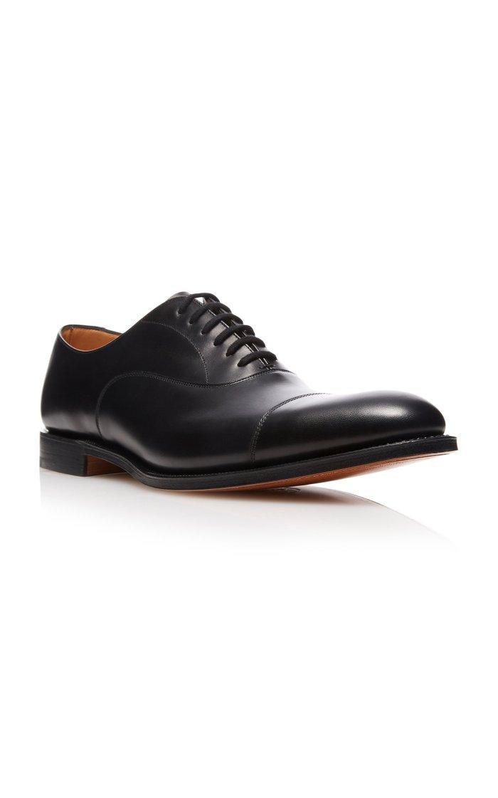 Dubai Leather Oxfords
