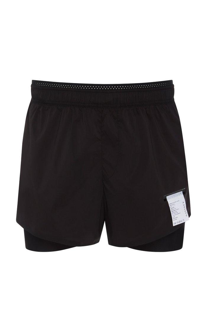 Long Distance Shell Running Shorts