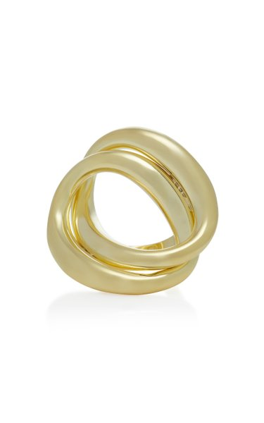 Lisa 18K Gold-Plated Ring
