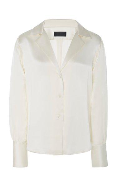 Emmen Silk Shirt