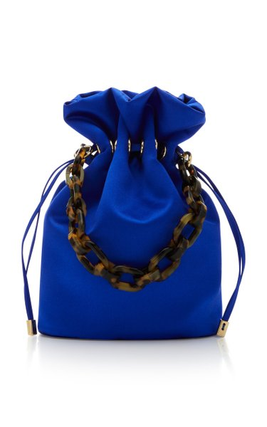 Shorty Satin Bag