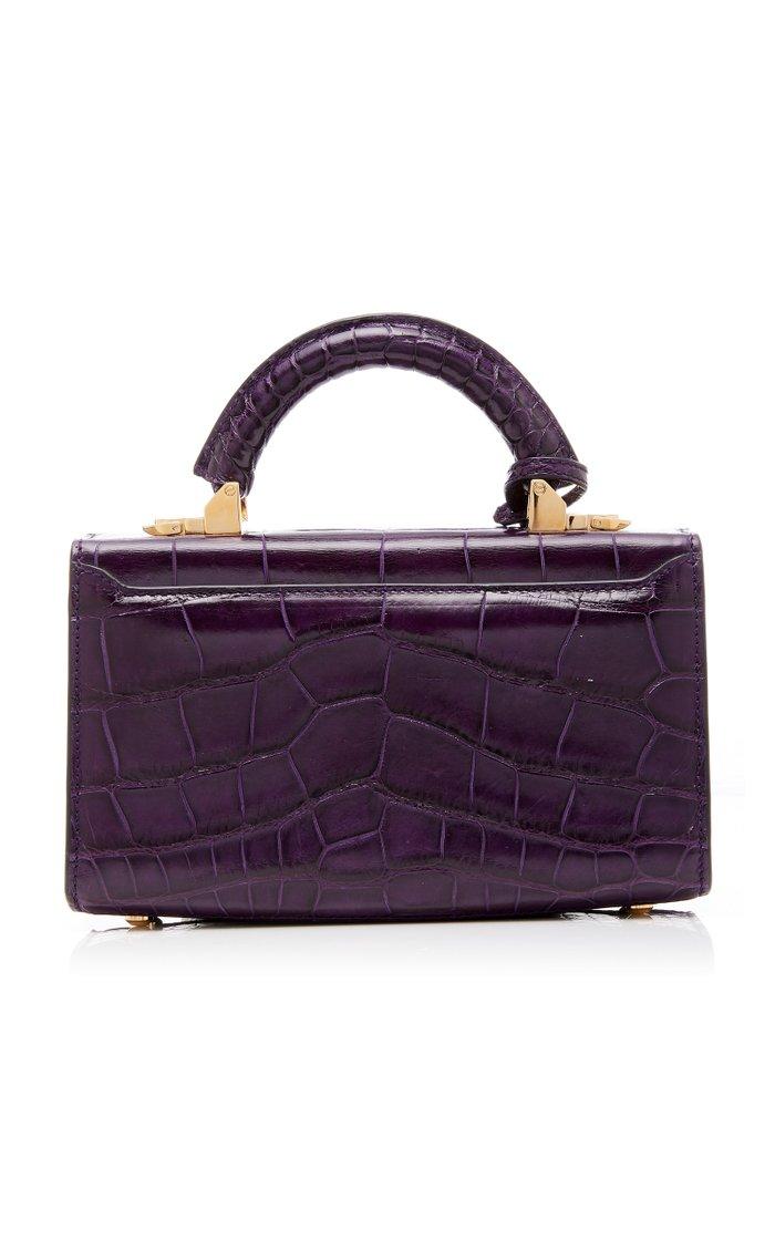 Exclusive Alligator Handbag
