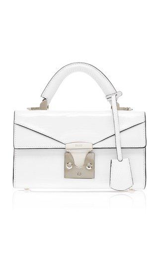 Exclusive Top Handle 2.0 Lizard Shoulder Bag