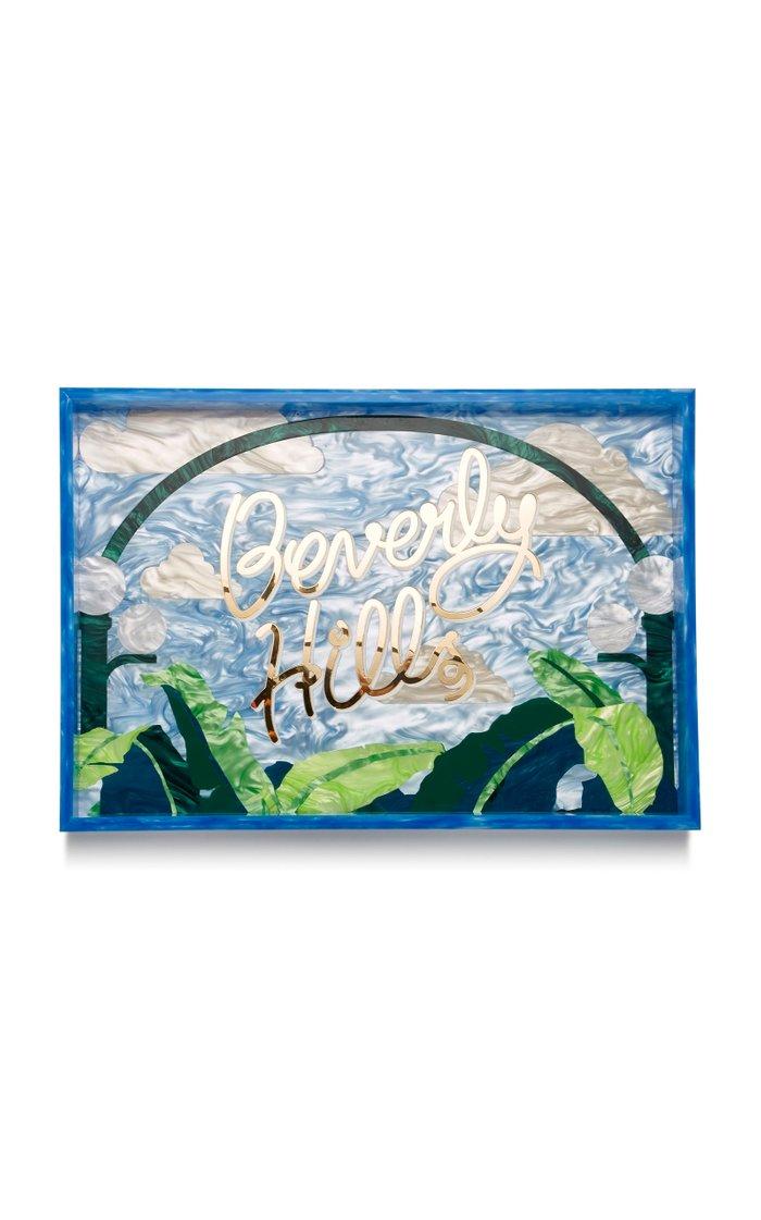 Beverly Hills Large Acrylic Tray