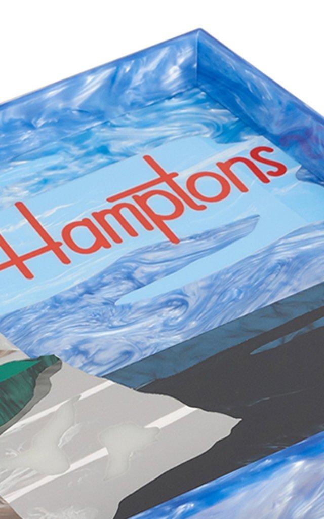 Hamptons Large Acrylic Tray