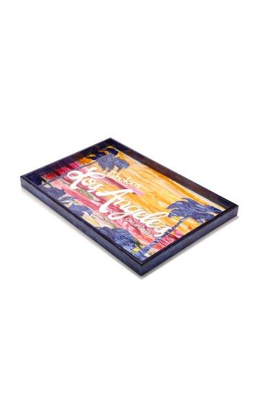 Los Angeles Extra Large Acrylic Tray
