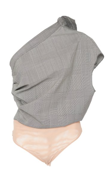 Pepaia One-Sleeve Wool Top