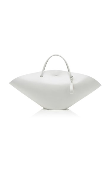 Sombrero Large Leather Tote
