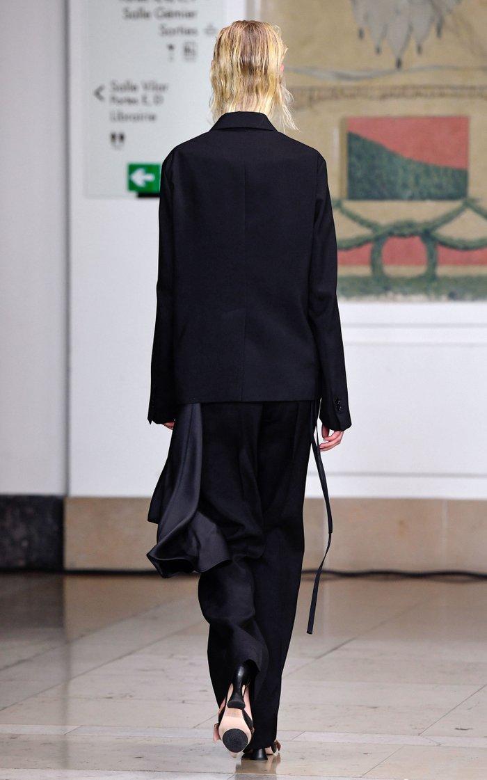 Onassis Lightweight Japanese Wool Blazer