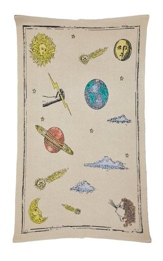 Exclusive Galaxy Throw