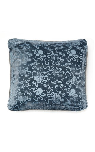 Nara Silk-Jacquard Pillow