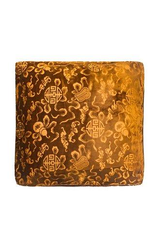 Nara Silk-Jacquard Pillow
