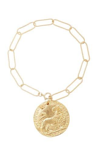 Il Leone 24K Gold-Plated Bracelet