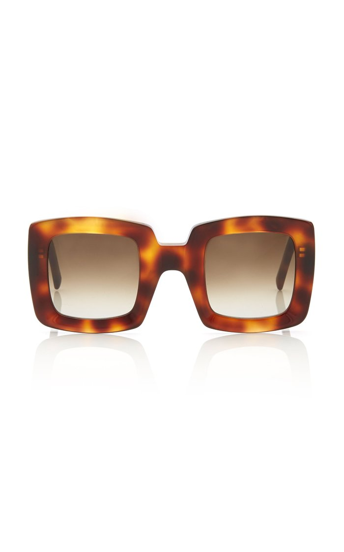 Blink Acetate Square-Frame Sunglasses