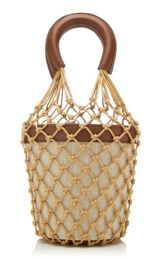 Moreau Macramé Leather Bag