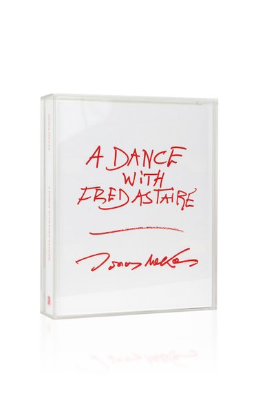A Dance with Fred Astaire Deluxe Edition Signed Hardcover Book
