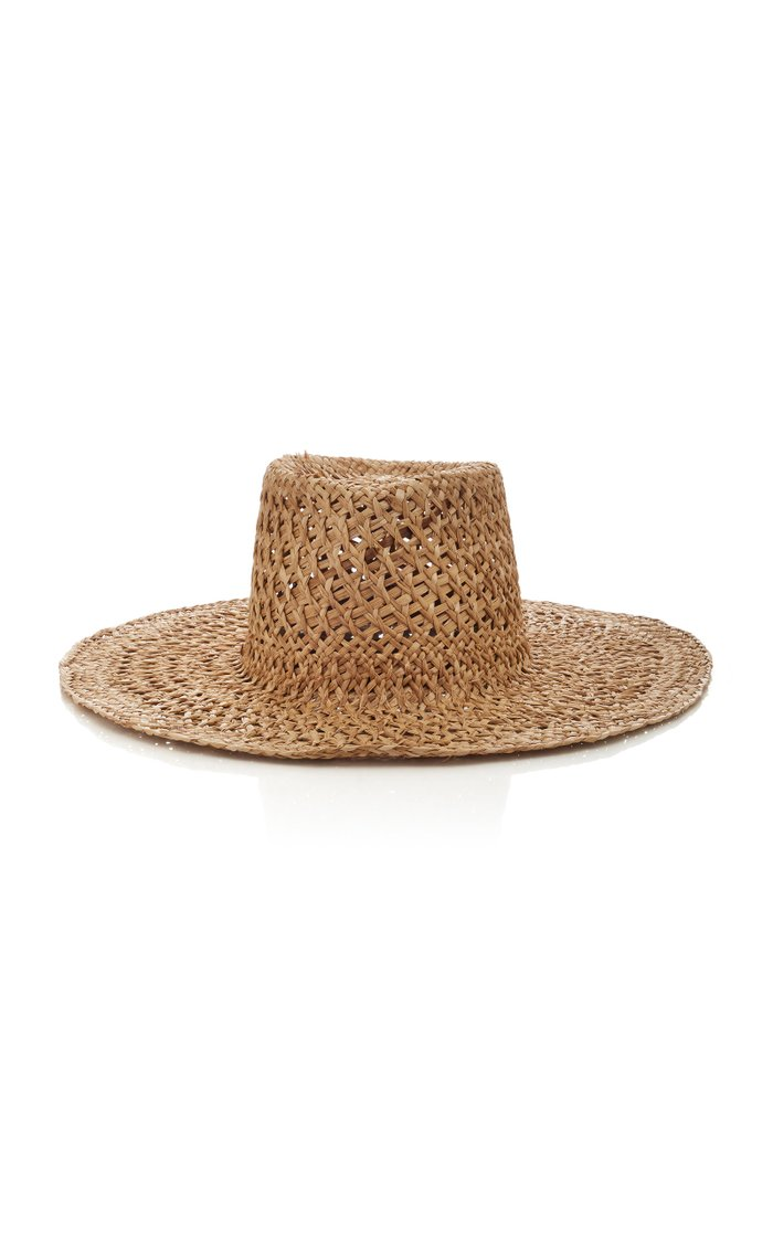 Nana Erba Straw Hat