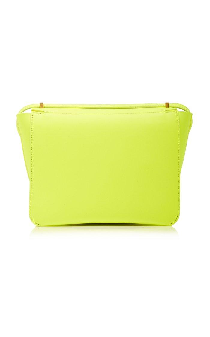 Luna Leather Shoulder Bag