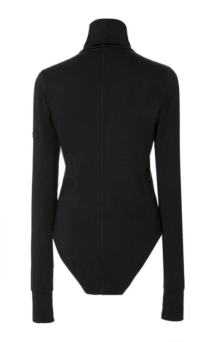 Exclusive The Gerenuk Turtleneck Bodysuit