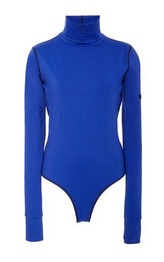 Exclusive The Gerenuk Turtleneck Bodysuit