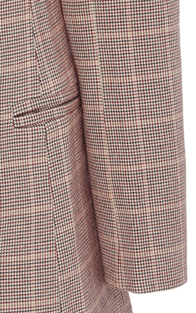 Fairfax Plaid Twill Blazer