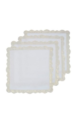 Exclusive Set-of-Four Hollywood Regency Placemats