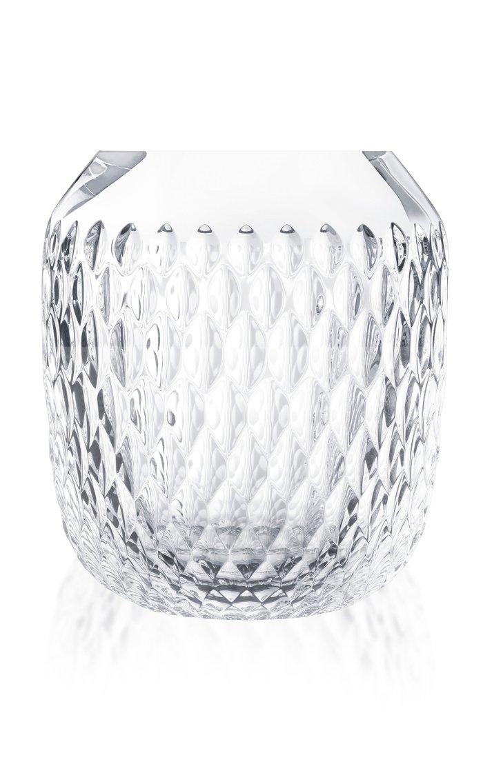 Small Crystal Vase