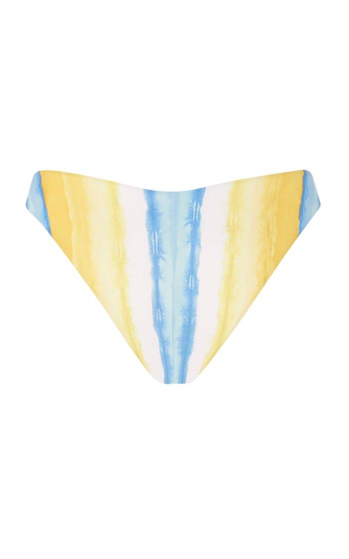 Carmen Printed Bikini Briefs