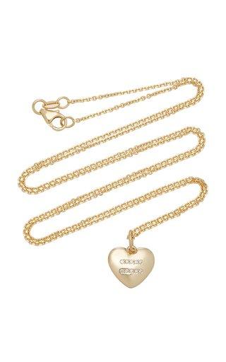 Equality 14K Gold Diamond Necklace