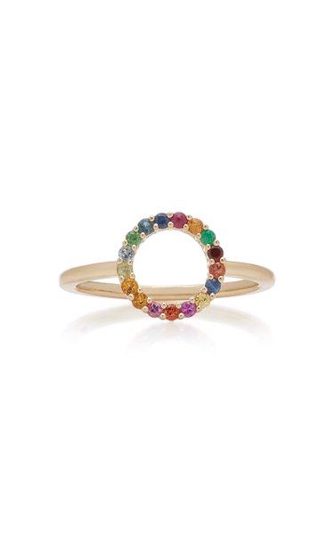 Partnership 14K Gold Multi-Stone Ring