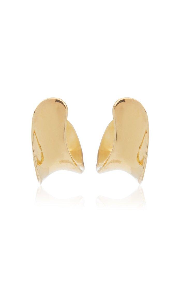 Mini Laila Gold Vermeil Hoops