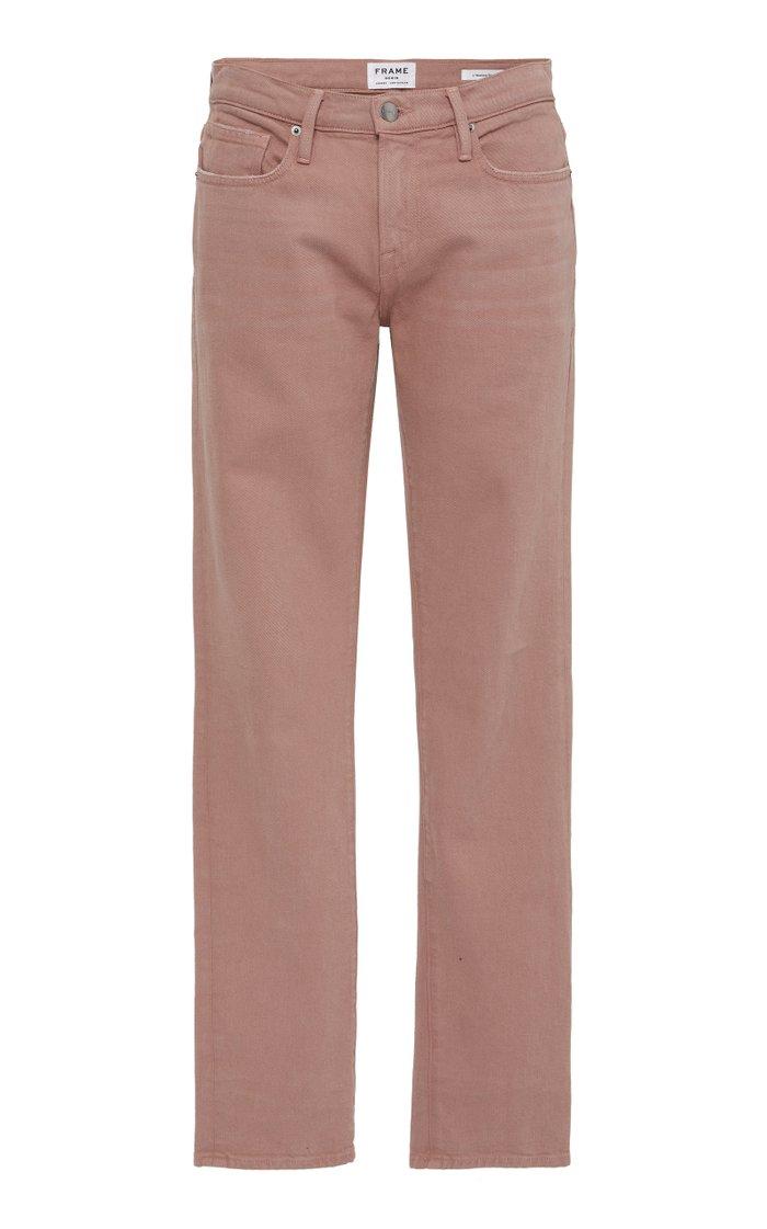 L'Homme Mid-Rise Slim-Fit Jeans