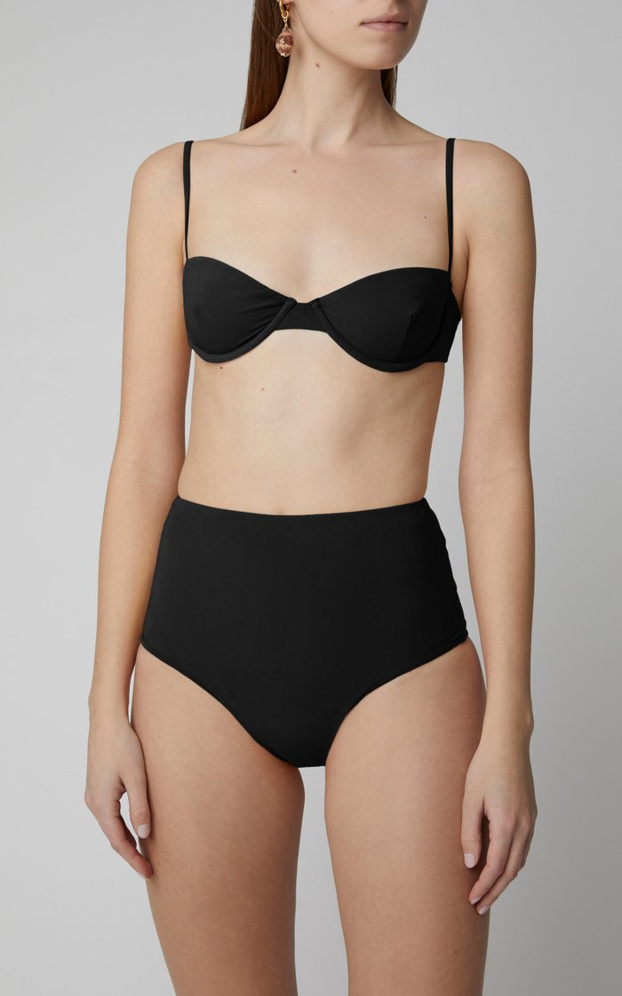 High-Waisted Bikini Briefs