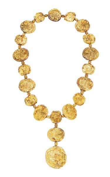 Gold Vermeil Necklace