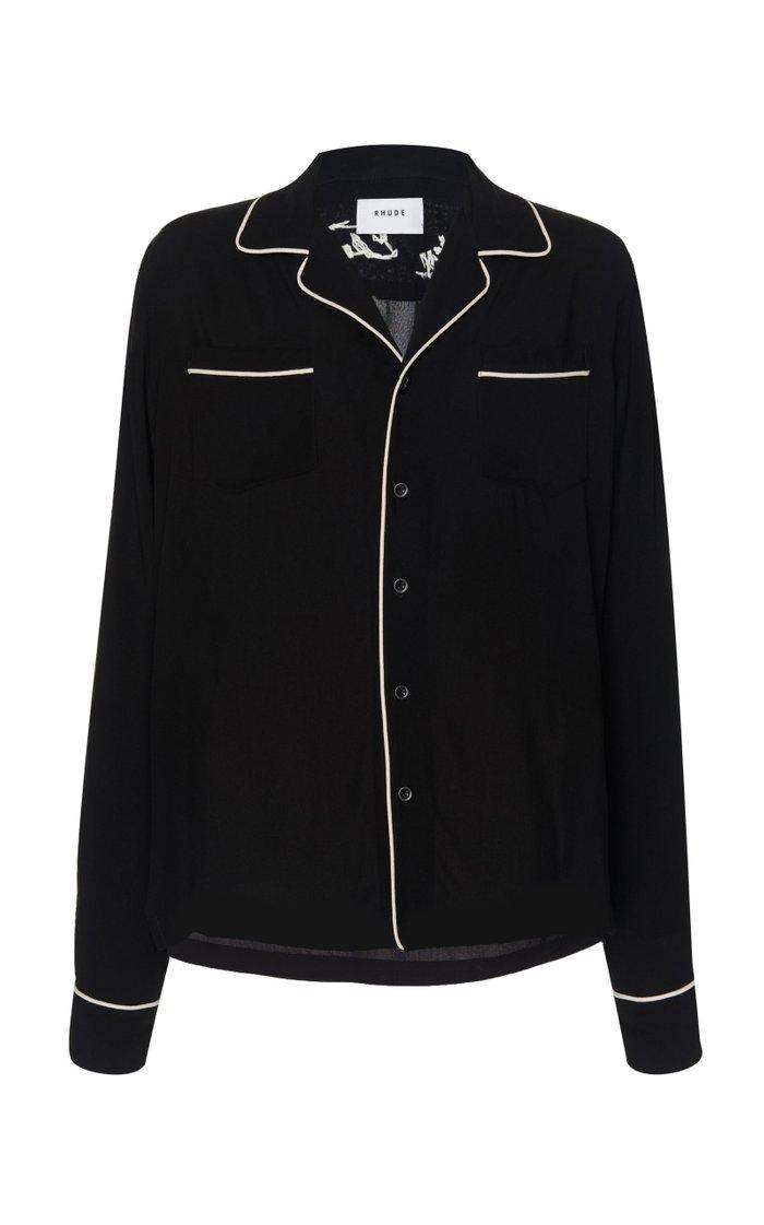 Jersey Pajama Shirt