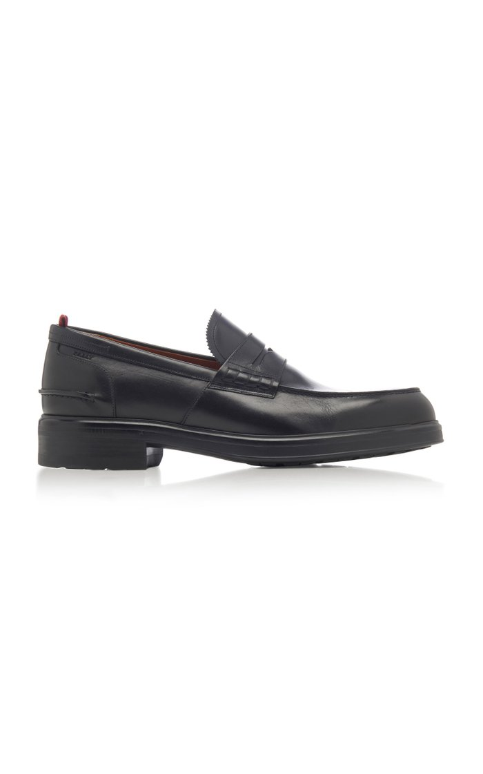 Mody Leather Loafers