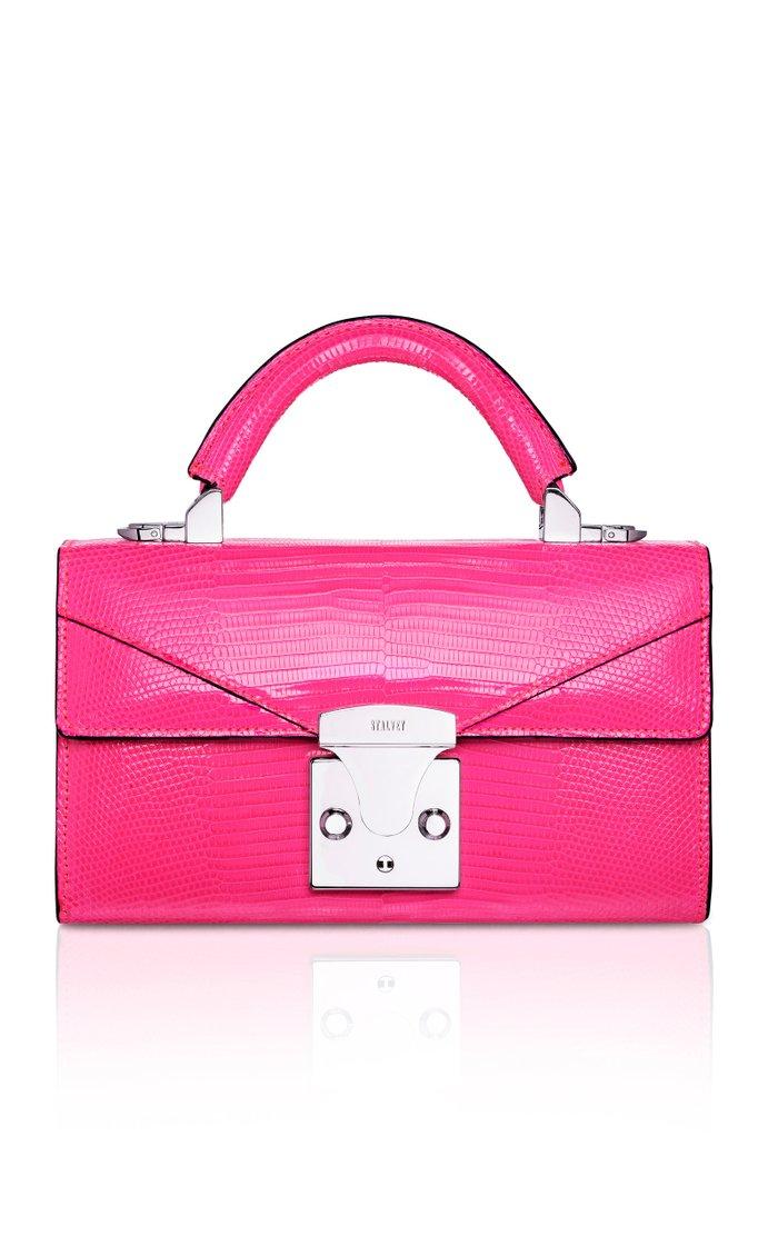 Neon Mini Lizard Top Handle 2.0 Bag