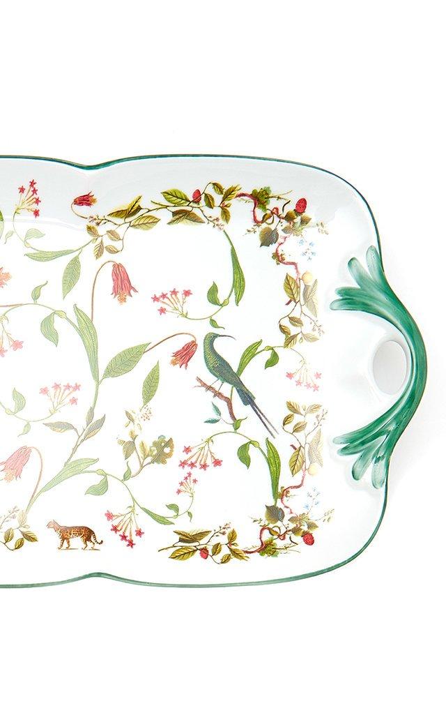 Porcelain Serving Platter