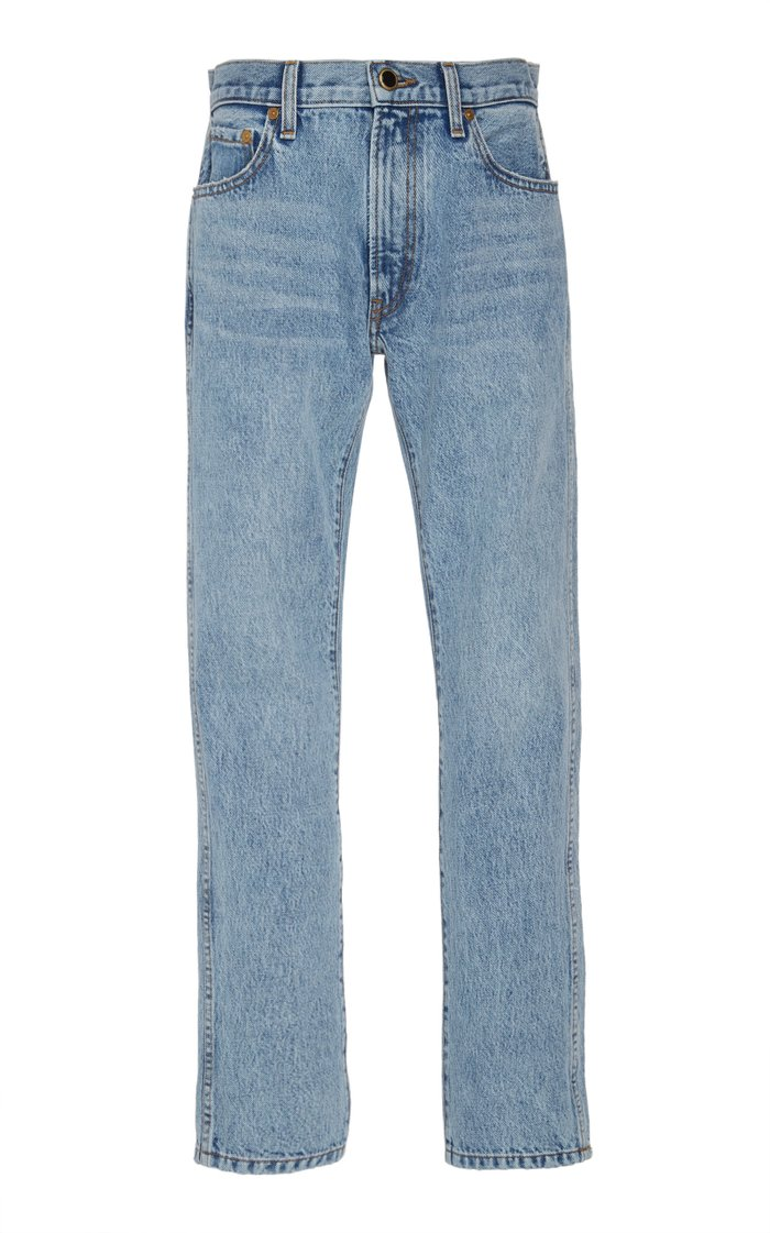 Kyle Mid-Rise Skinny Jeans