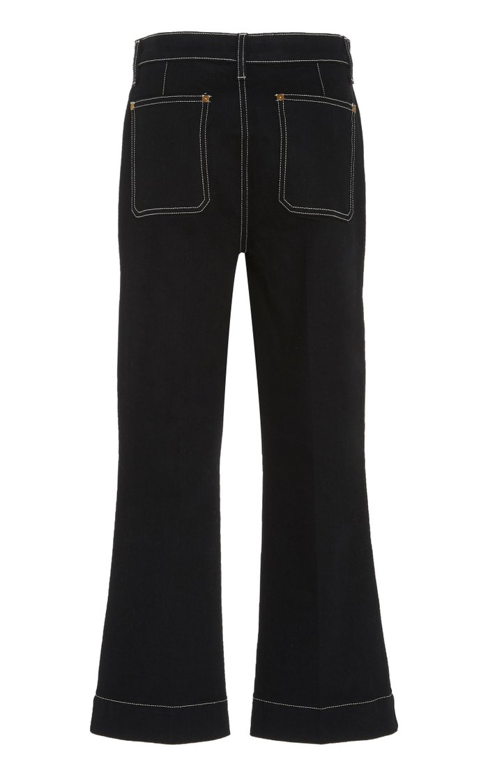 Raquel High-Rise Flared Jeans