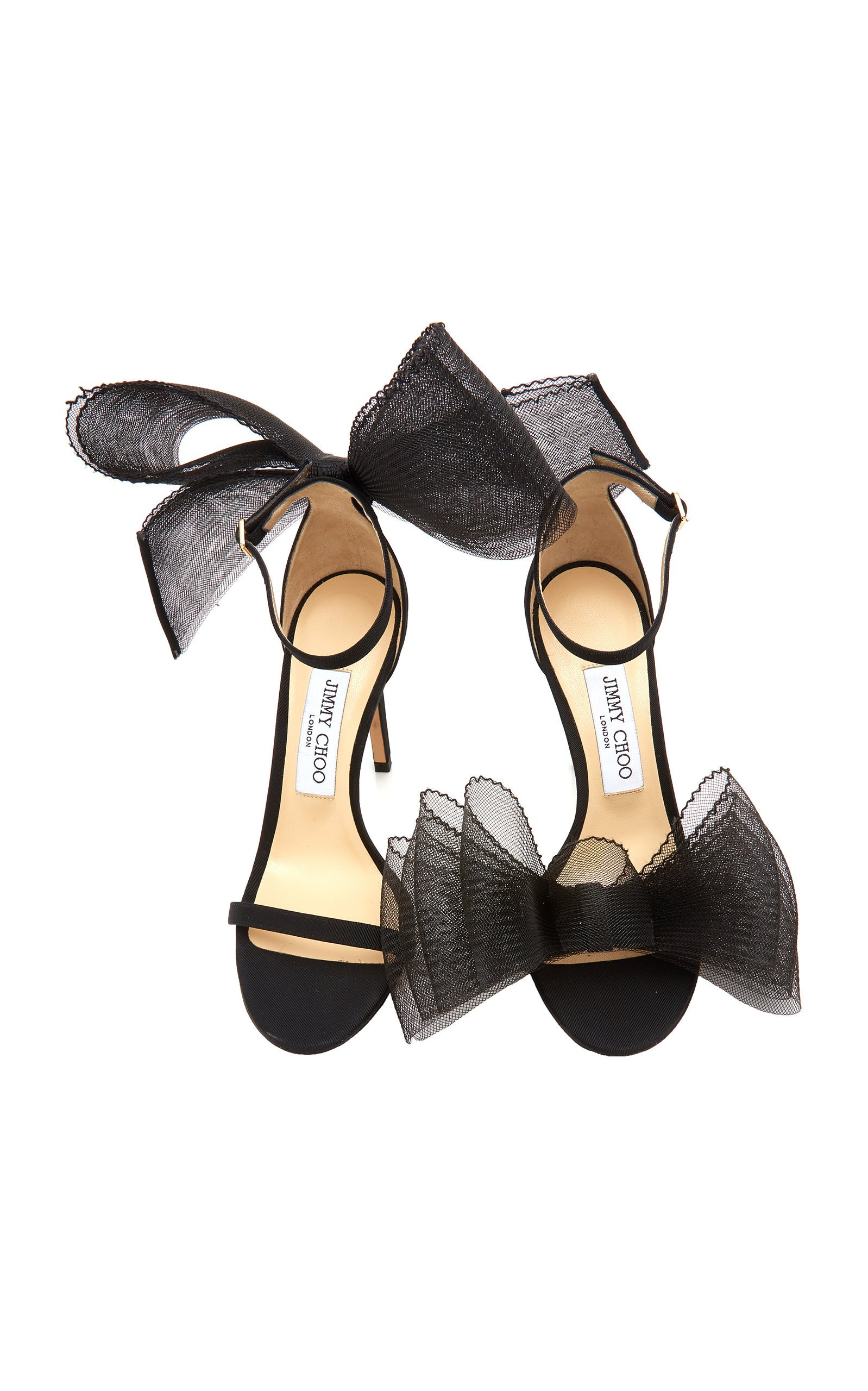 Aveline Bow-Embellished Sandals By