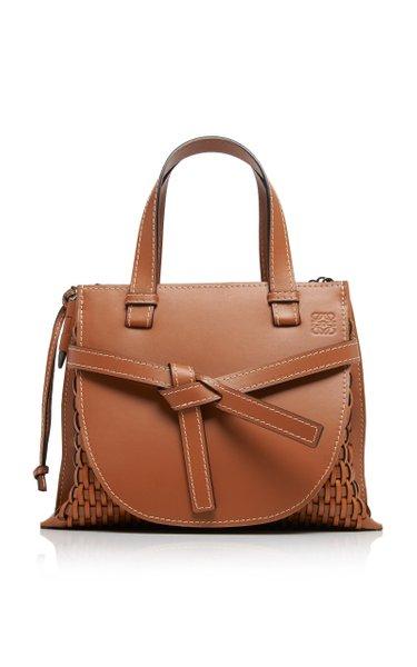 Small Gate Top Handle Bag