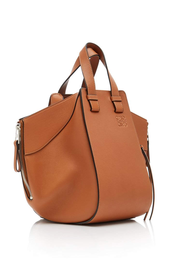 Hammock Small Leather Shoulder bag