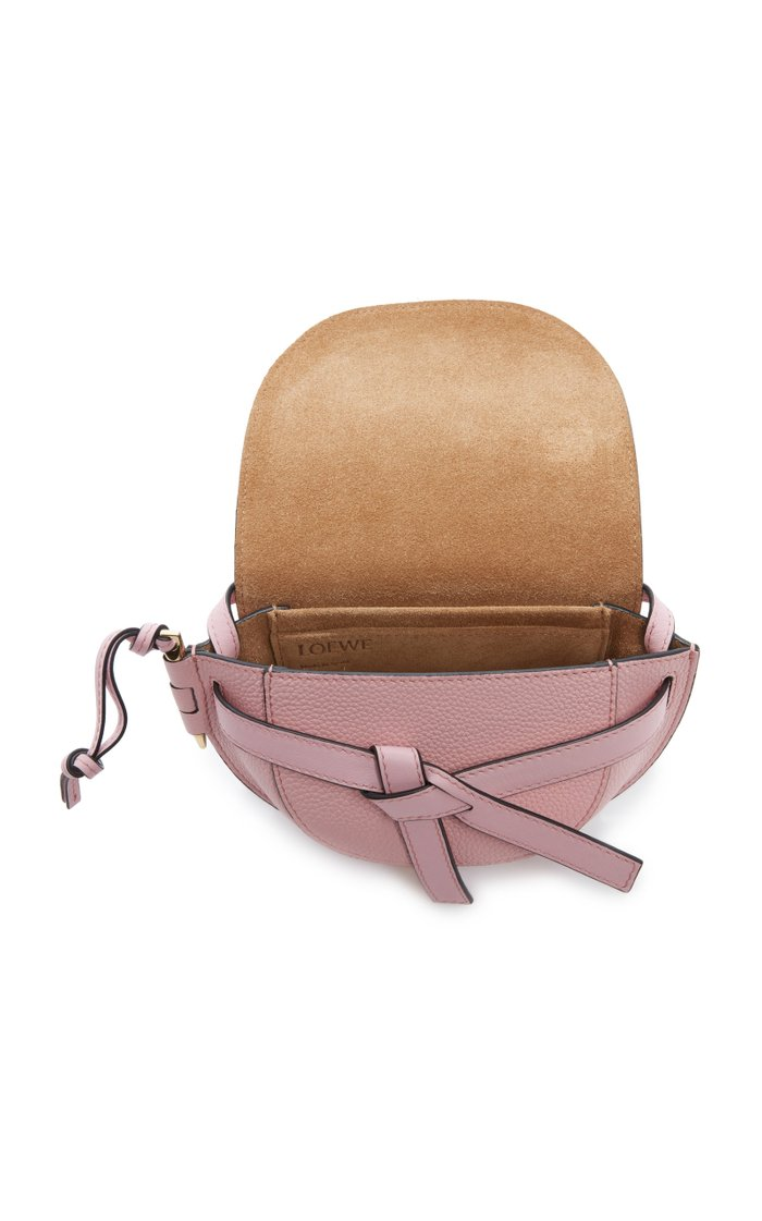 Gate Mini Leather Shoulder Bag
