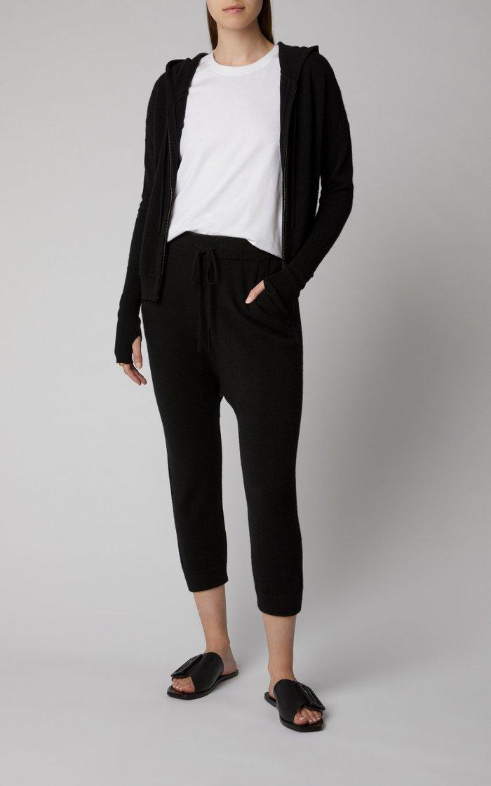 Paris Cashmere Track Pants